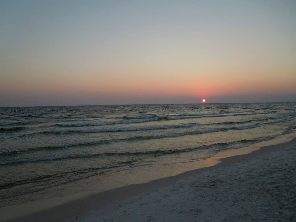 Sunset Panama City Beach