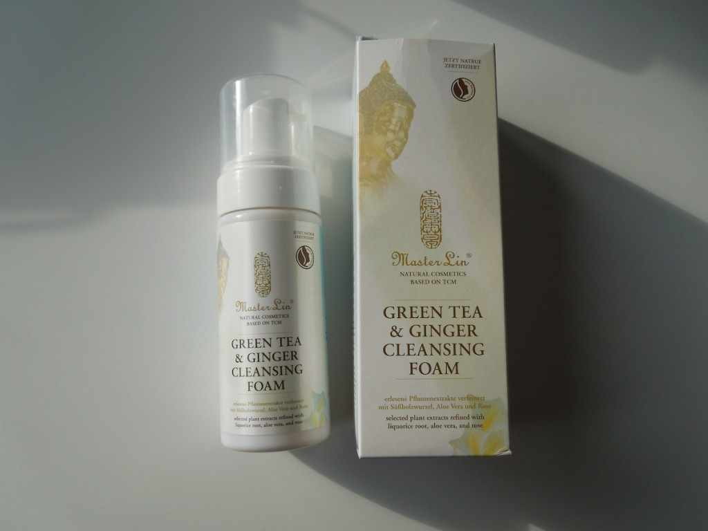 Green Tea & Ginger Cleansing Foam