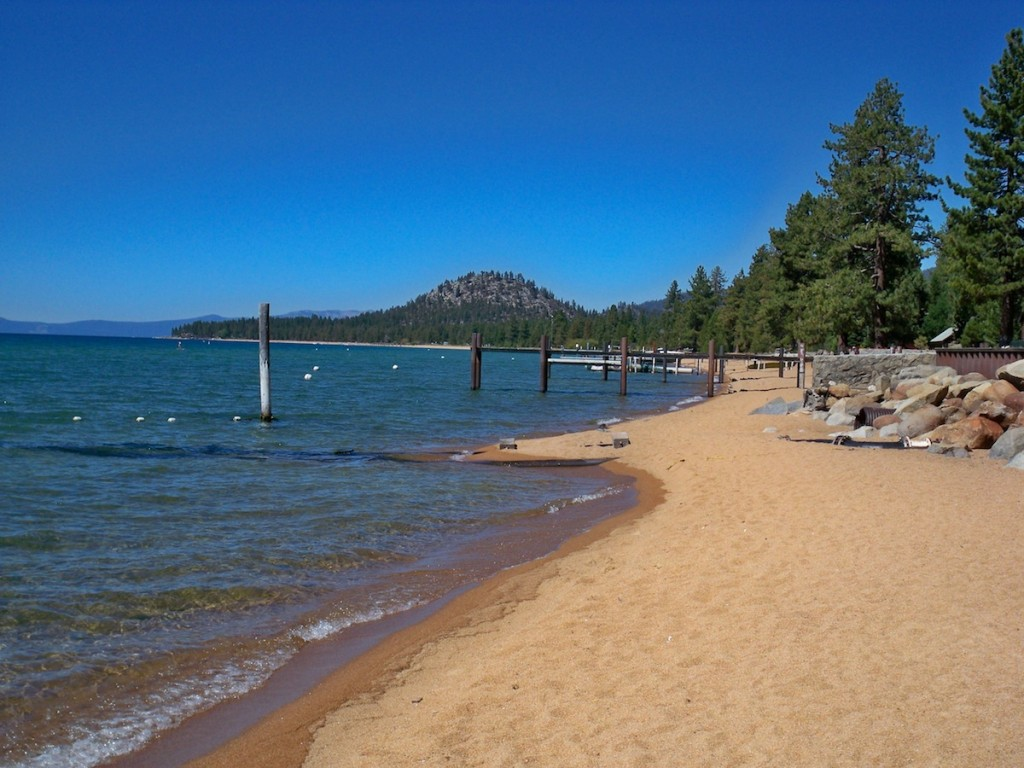 Strand Lake Tahoe