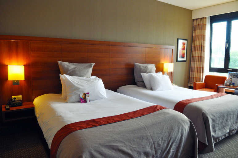 Riverview Zimmer Crowne Plaza