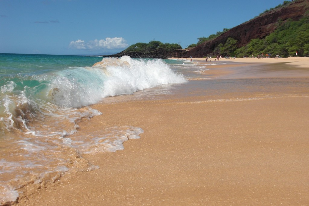 Big Beach - Maui - Hawaii - USA - Waves -Pazifischer Ozean