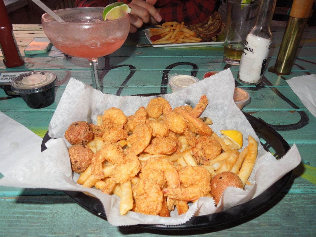 Fast Food - Shrimps - Florida - USA