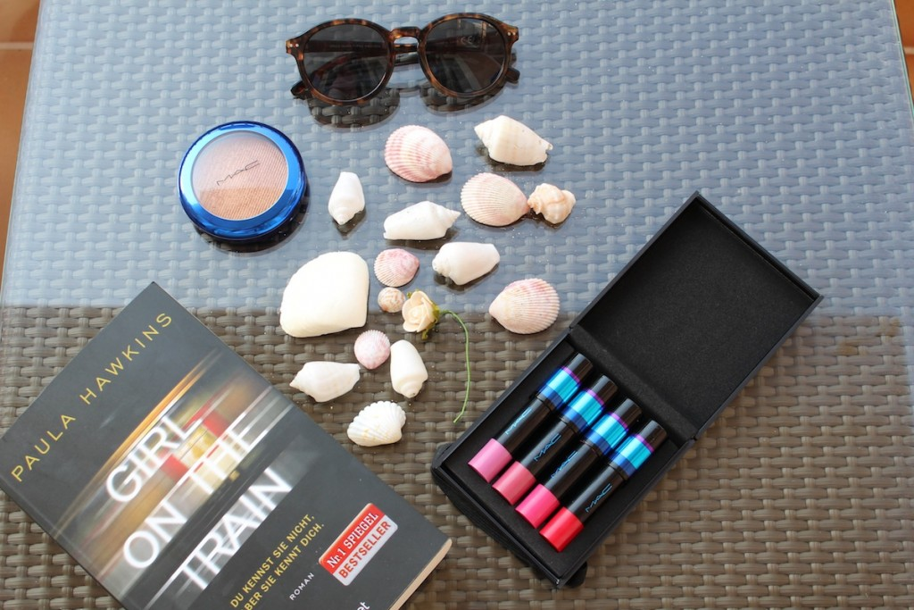 November Favoriten - MAC- LE - Magic of the Night - Lipstick - Bromzer - Dubai - Girl on the Train - Sonnenbrille - Urlaub - Bestseller - Cheap Monday