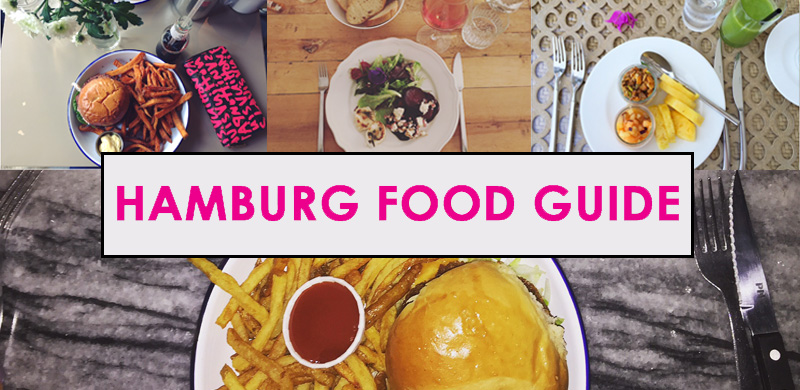 Hamburg Food Guide - Essen in Hamburg - Restauranttipps Hamburg