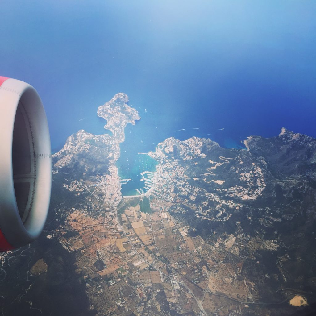 Mallorca - Anflug Mallorca - Balearen - Air Berlin - Planeview - Miss Phiaselle - Travel Update