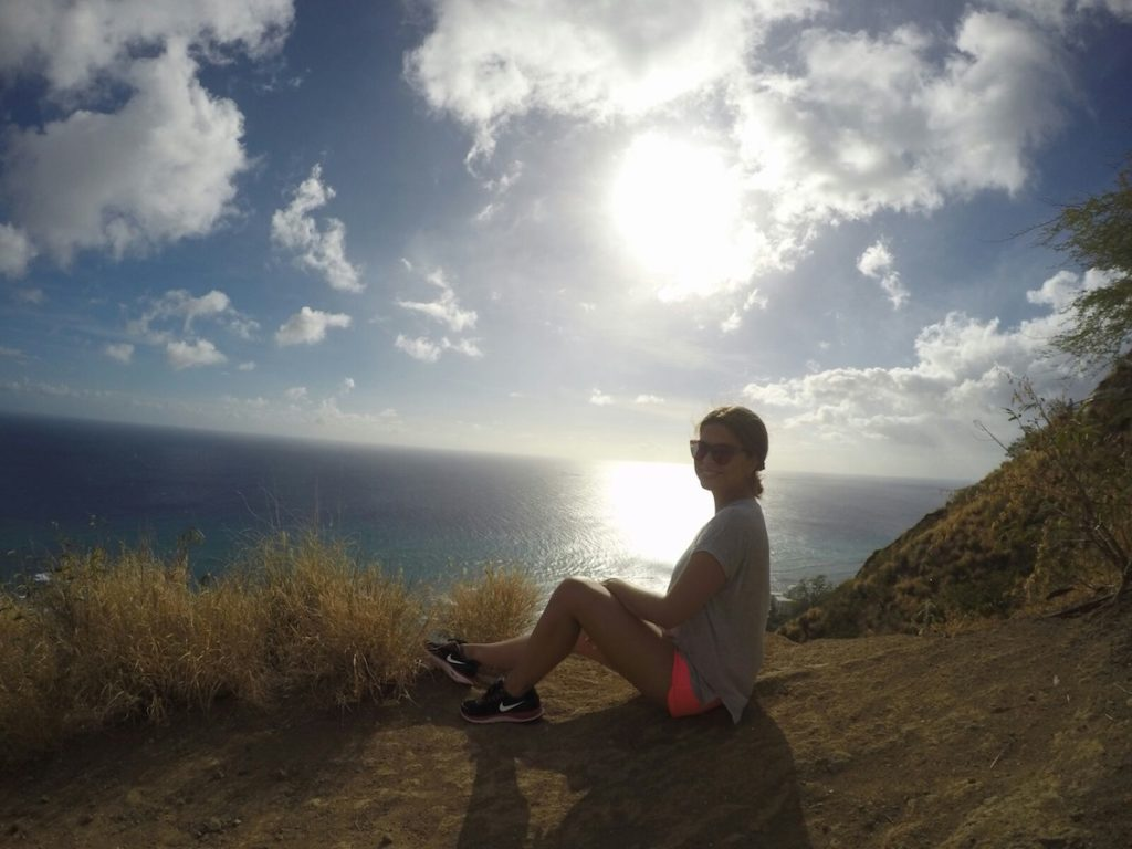Diamond Head - Oahu - Hawaii - Hiking Oahu - View Oahu - Travelblog
