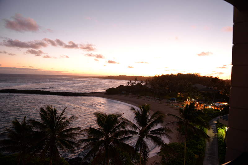 turtle-bay-resort-oahu-zimmerausblick