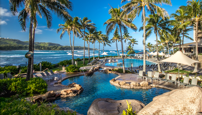 turtle-bay-resort-Pool-Area