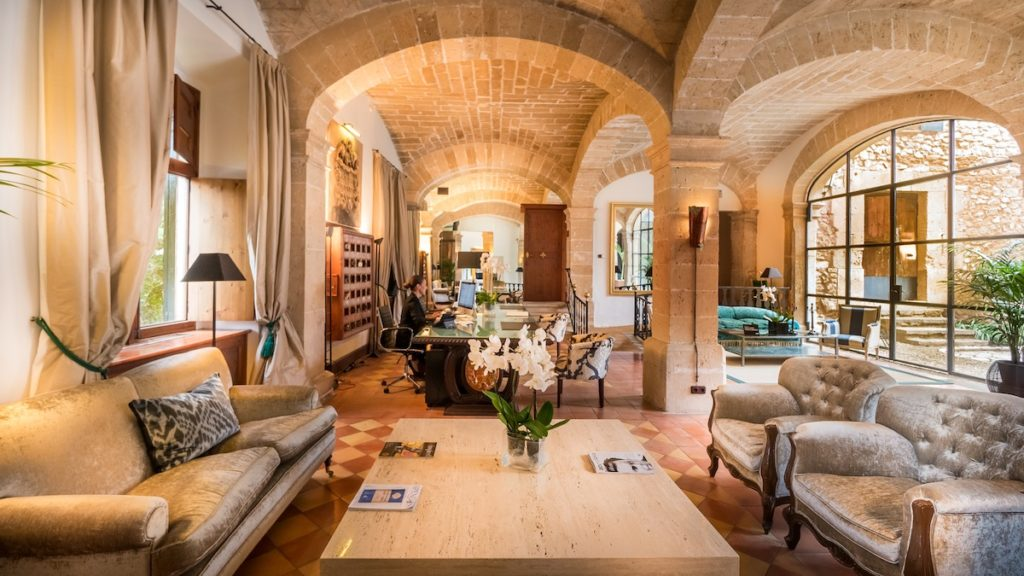 Son Net – Reception-Boutique Hotel Mallorca-Geheimtipps Mallorca