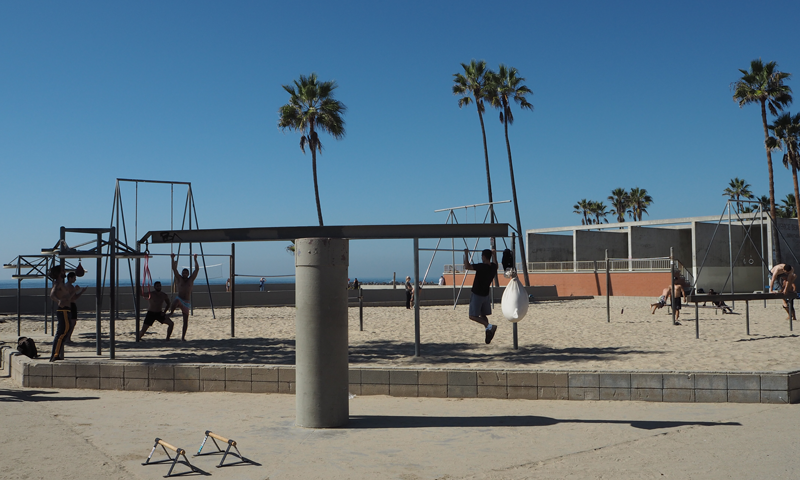 kurztrip-los-angeles-muscle-beach-venice