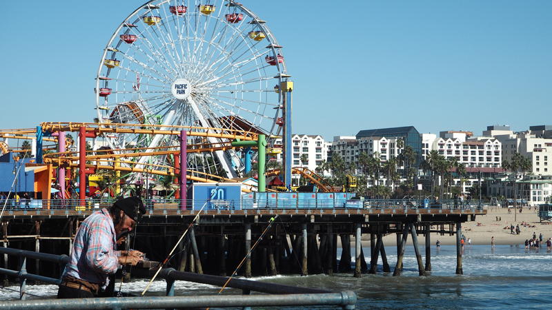 santa-monica-pier-kurztrip-los-angeles