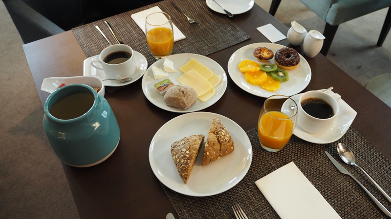 The Artist Hotel Porto - Breakfast