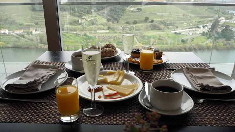 Douro Tal Breakfast in Hotel