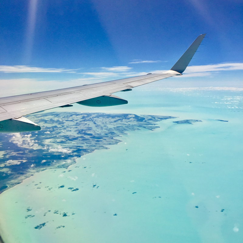 sandals-emerald-bay-great-exuma-view-fom-plane