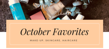 Meine Beauty-Favoriten im Oktober 2018