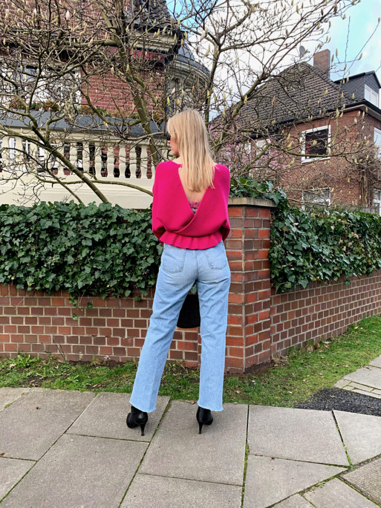 Mom Jeans im Fruehling - Fruehjahrslooks - Nakd Fashion - Nakd Code - Nakd rabattcode - Outfit mit Jeans