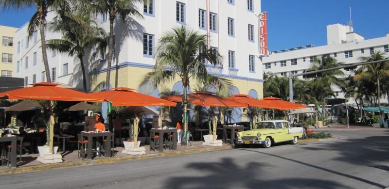 Sprachreisen in die USA - www.miss-phiaselle.com - Miami Beach - Ocean Drive