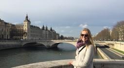 Paris im Dezember