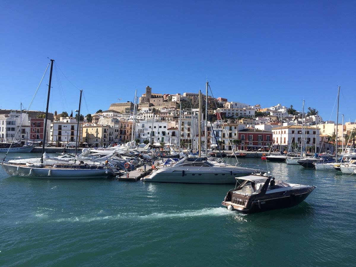 Eivissa - Ibiza Altstadt - Hafen Ibiza - Ibiza - Miss Phiaselle